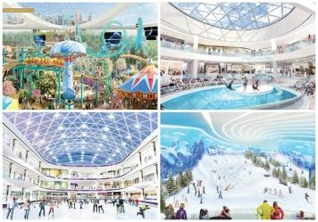 American Dream Miami Mall Amenities